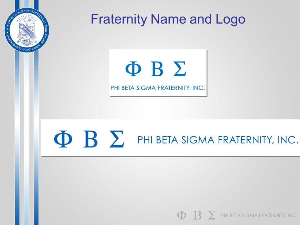 Fraternity Branding and Positioning Fraternity Brand