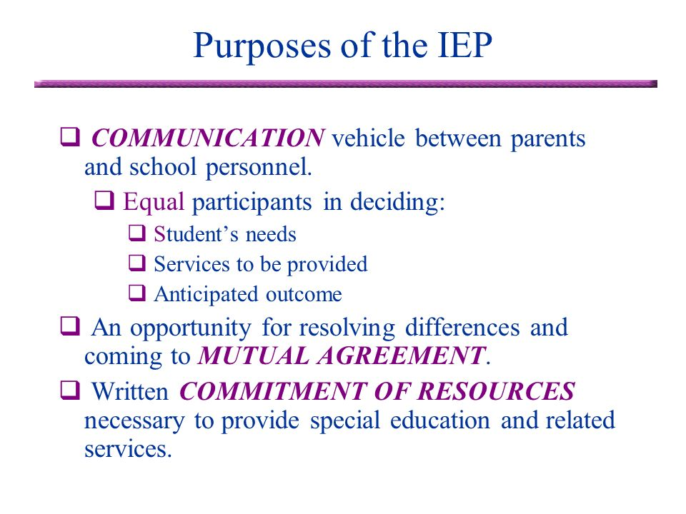 Parents As Equal Participants In Team >> Effective Iep Team Meetings Ppt Video Online Download