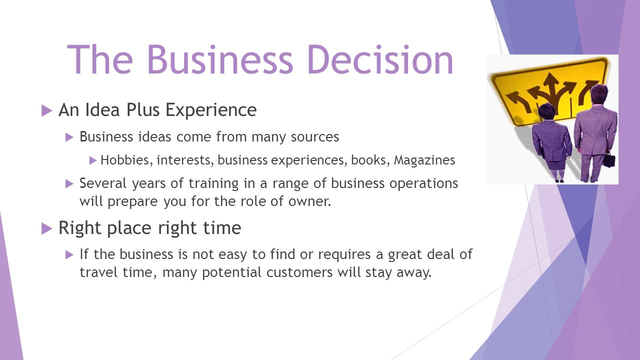 Small Business Management - ppt download