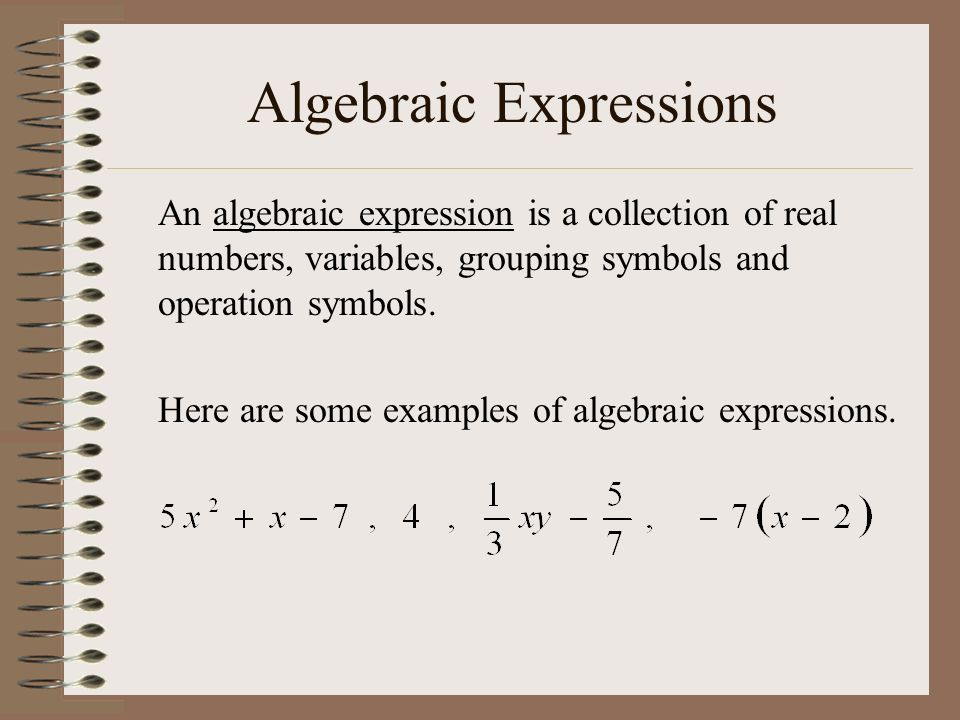Chapter 2 Review Algebra Ppt Video Online Download