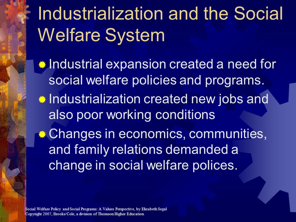 introduction to social policy pdf