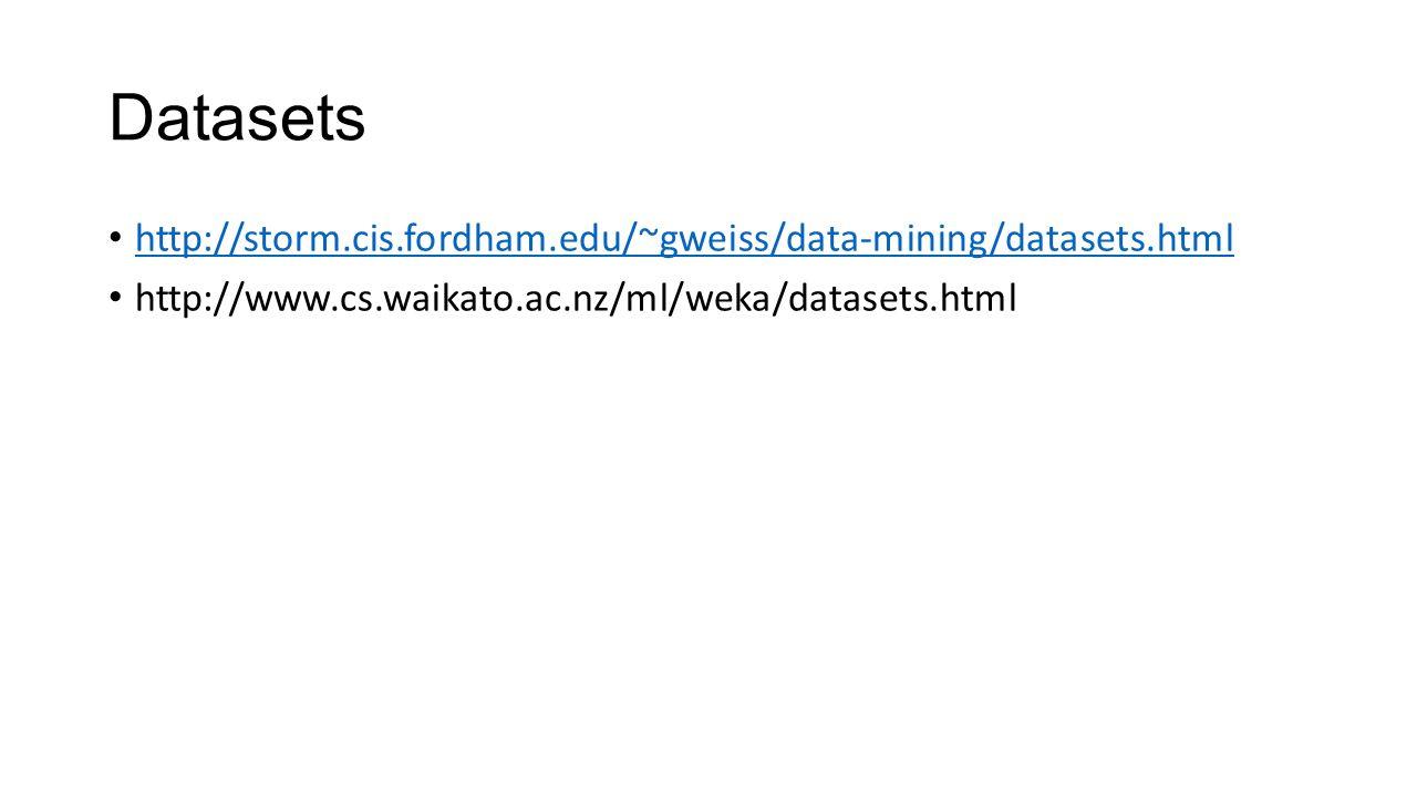 Data mining methodology in Weka - ppt download