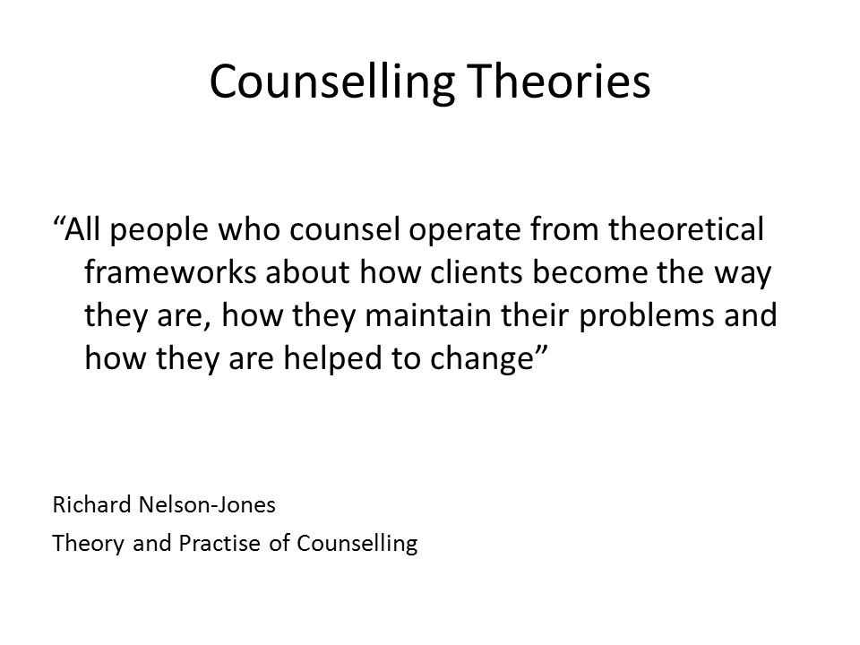 Counselling Skills Level 2 Week Ppt Video Online Download
