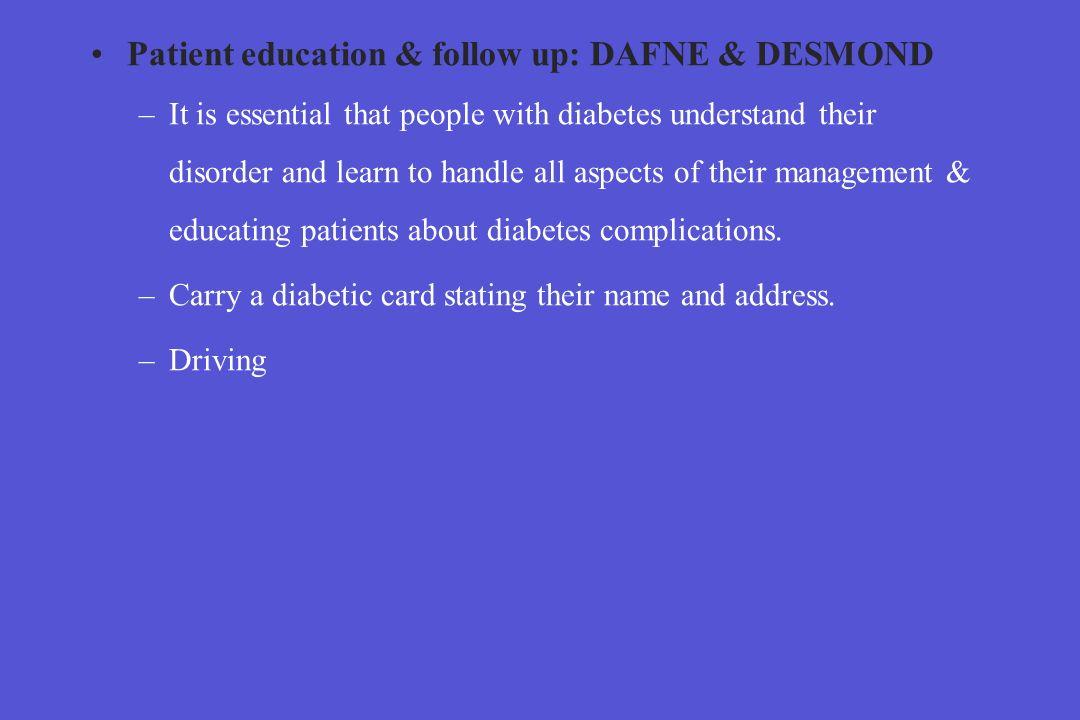 Diabetes Mellitus Fifth Stage Medicine Ppt Video Online Download