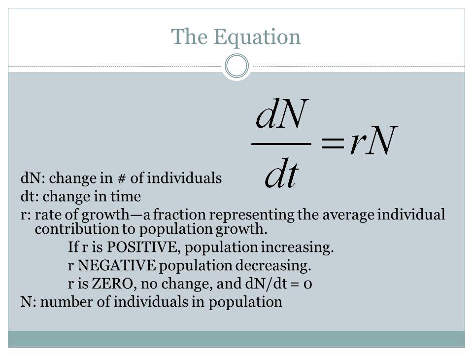 Chapter 6 Population Biology Ppt Video Online Download