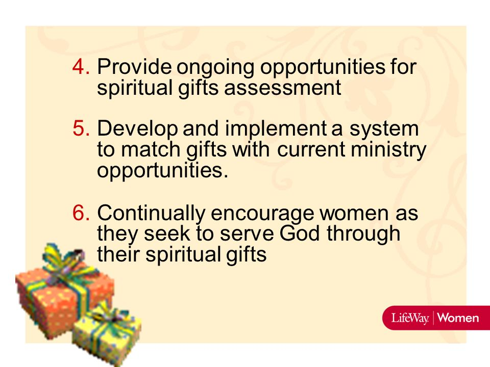 Lifeway Spiritual Gifts Survey For Youth Lamoureph Blog