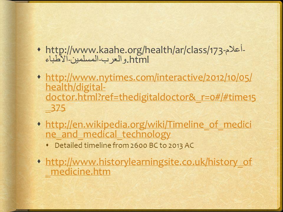 History of Medicine Part 4 - ppt download
