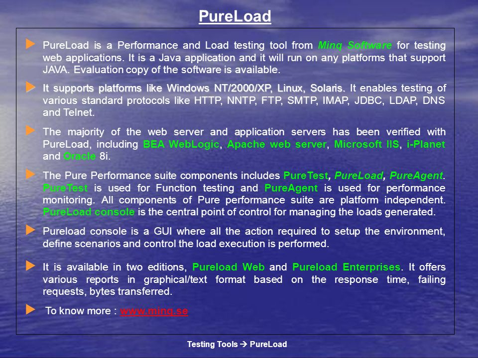 Testing Tools -> SilkTest - ppt video online download