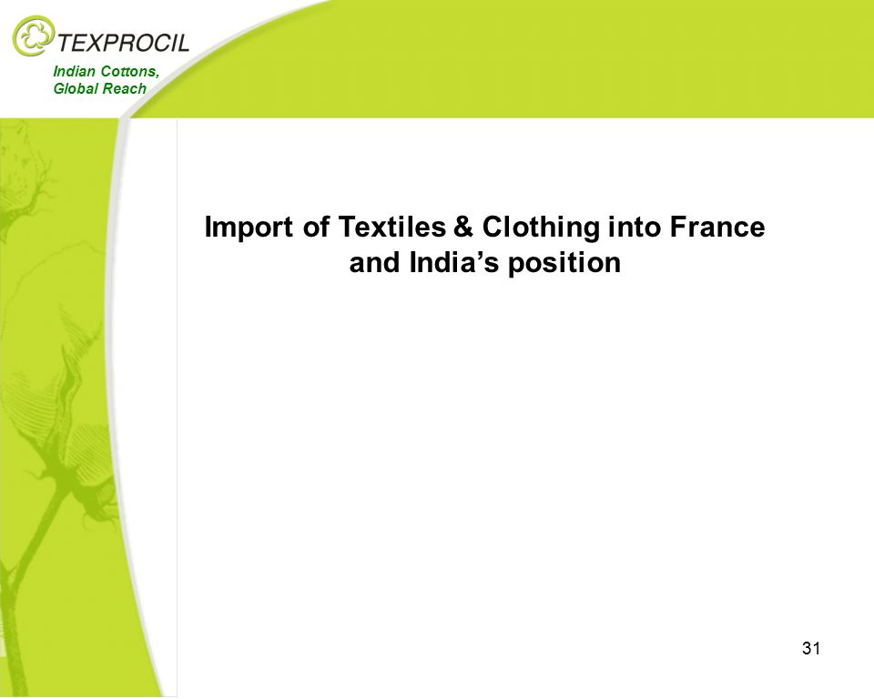 Strengths of Indian Textile Industry And - ppt video online download