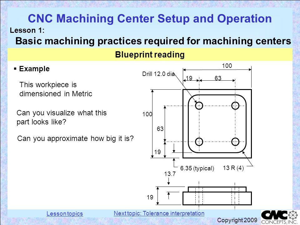 Lesson topics shop safety shop math introduction to blueprint 26 blueprint reading example malvernweather Choice Image