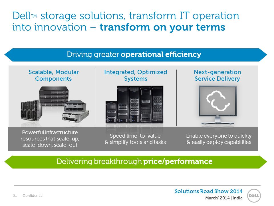 Storage Solutions for Data Consolidation - ppt video online download