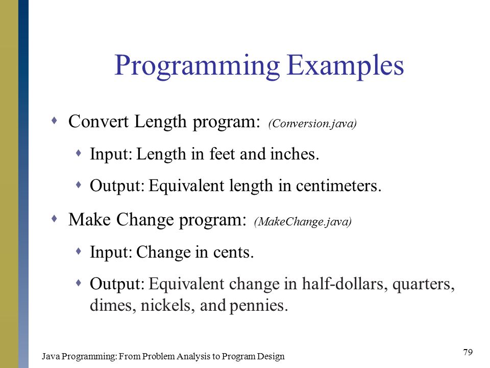 Chapter 2: Basic Elements of Java - ppt download