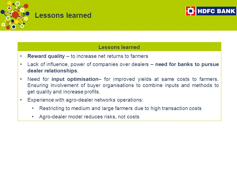 Platform to Create Shared Value in Agribusiness - ppt download