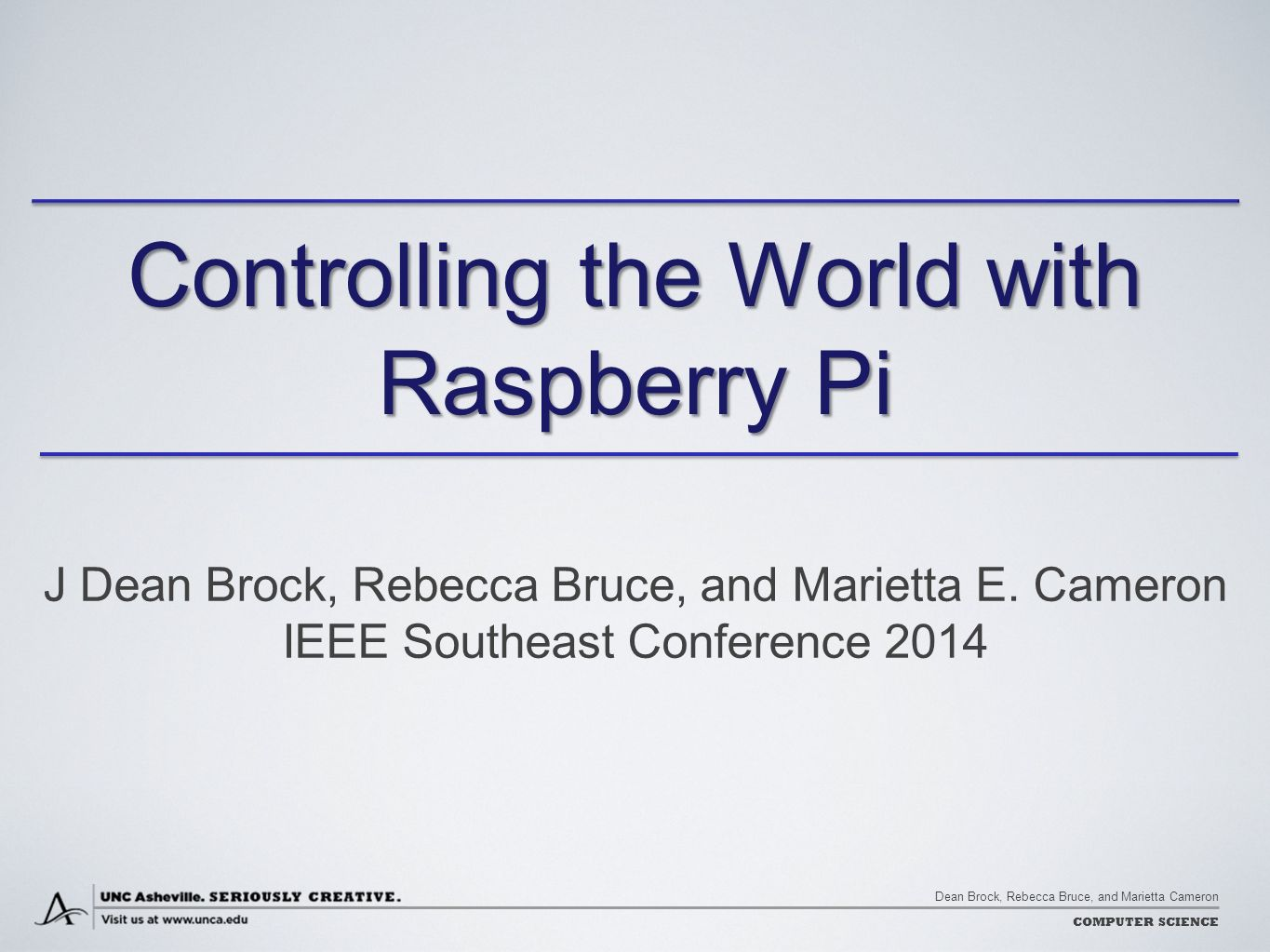 Controlling the World with Raspberry Pi - ppt download