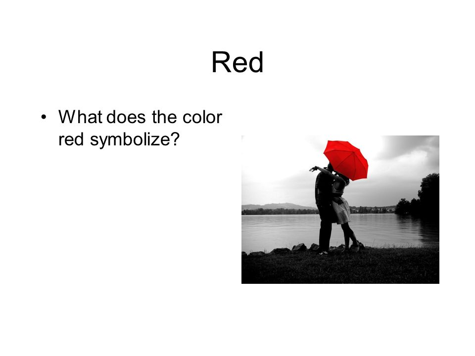Red Shoes Symbolic Meaning