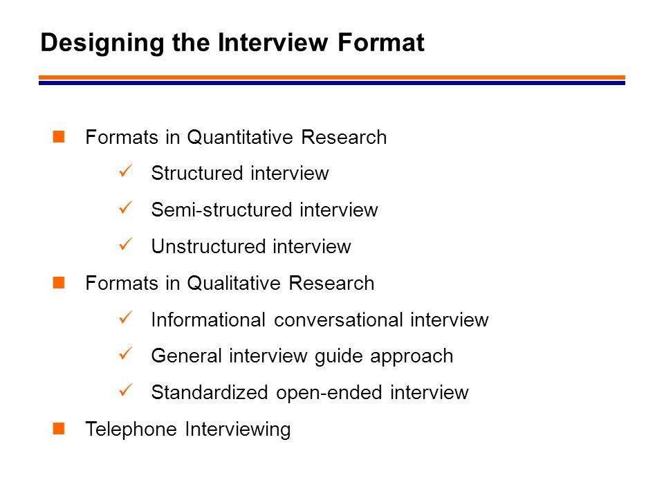 Questionnaires and Interviews - ppt video online download