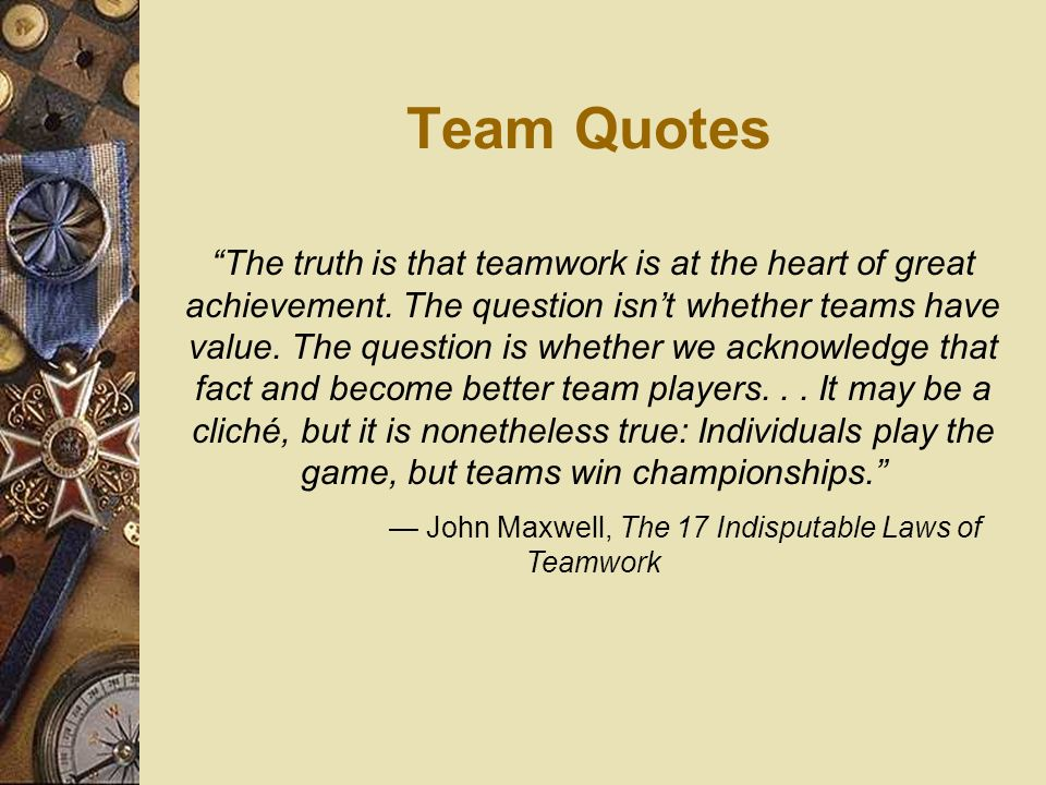 John Maxwell Quotes On Teamwork Best Quote 2018