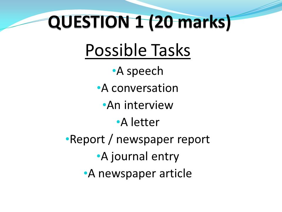 PAPER 2 Extended Cambridge iGCSE English Language Exam Preparation