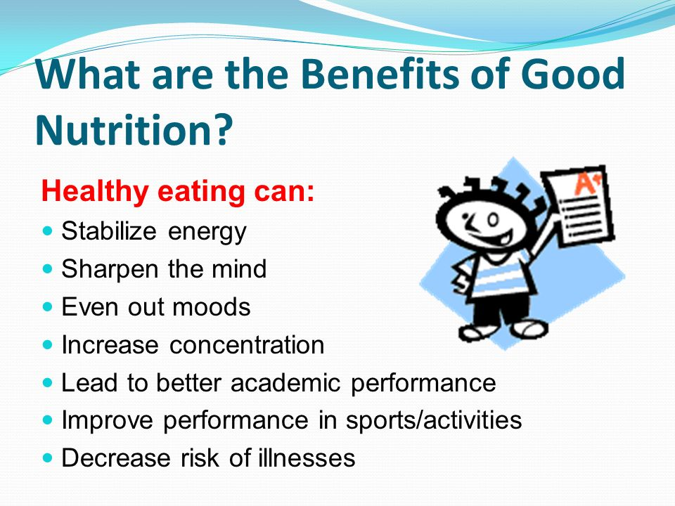 Why Healthy Food Is Important