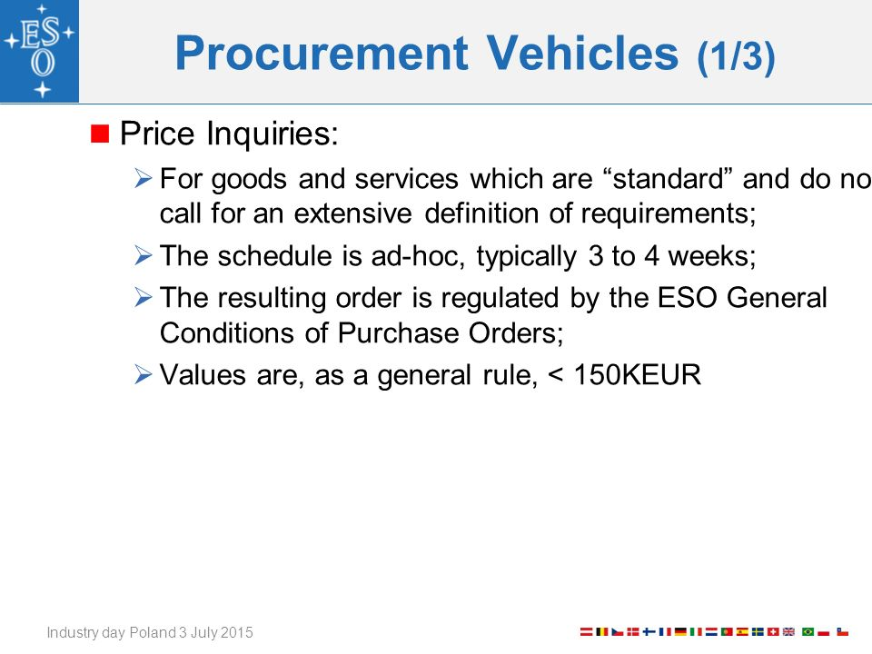 Arnout Tromp Head of Contracts and Procurement - ppt video online