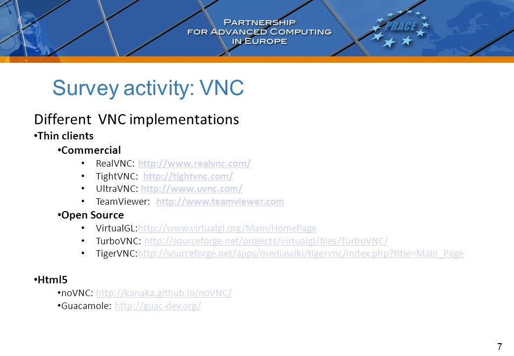 Task 10 3: Remote Visualization / Luigi Calori - ppt download