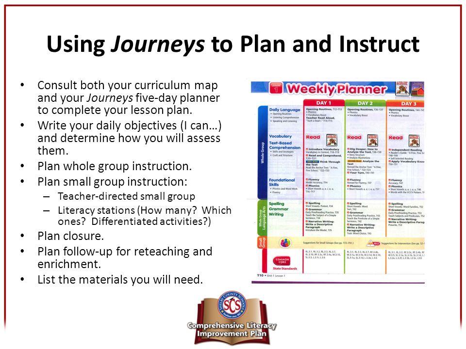 literacy kindergarten curriculum maping