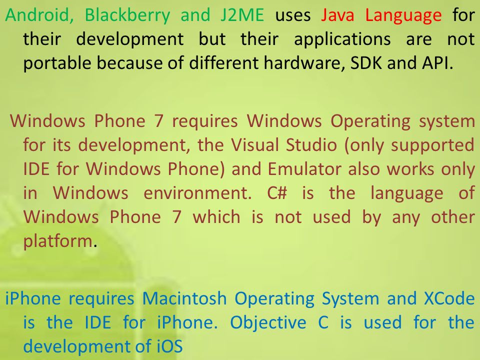 J2me Emulator Ios