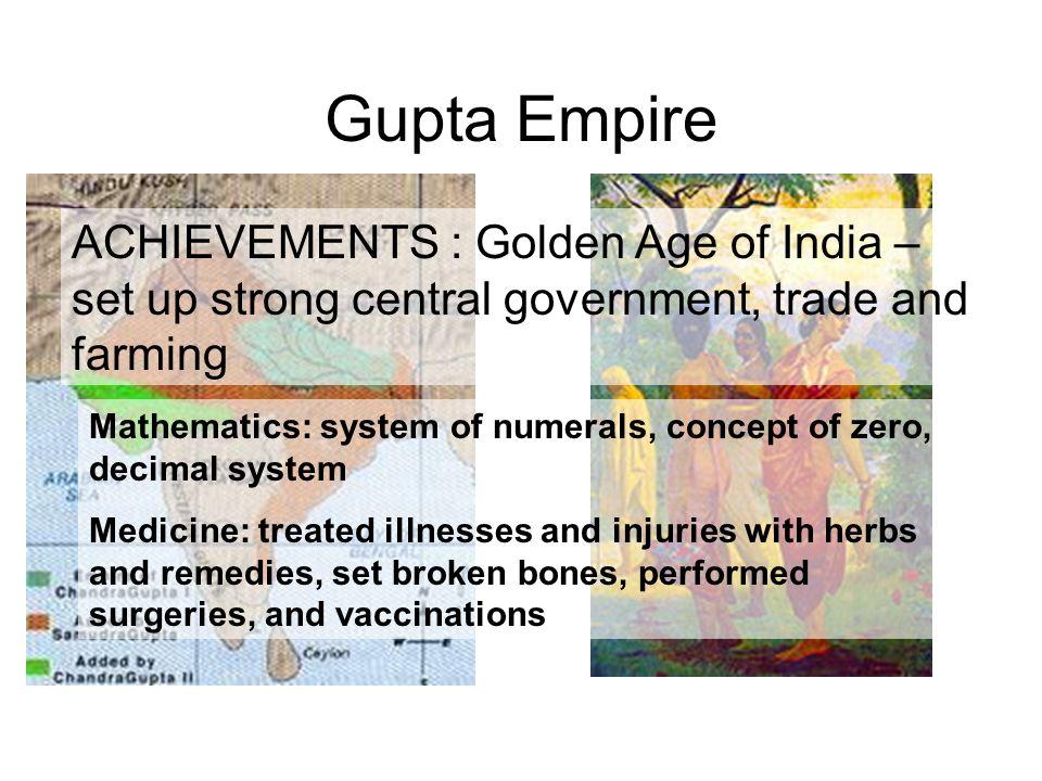 gupta achievements
