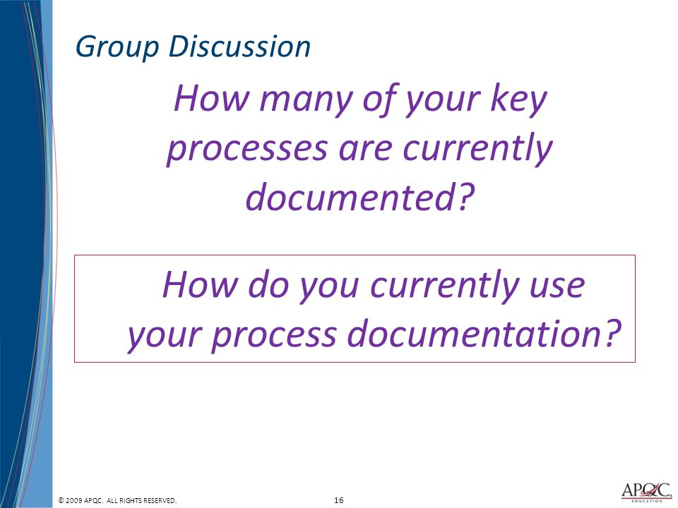 Process and Performance Management Kick-Off - ppt download
