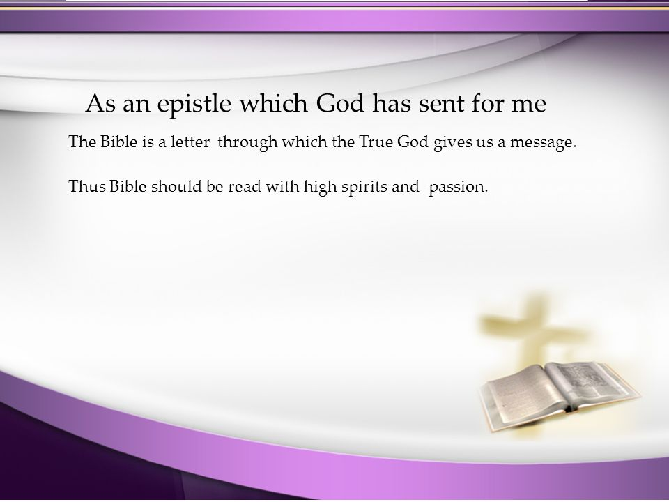What is the book of BIBLE ? - ppt video online download