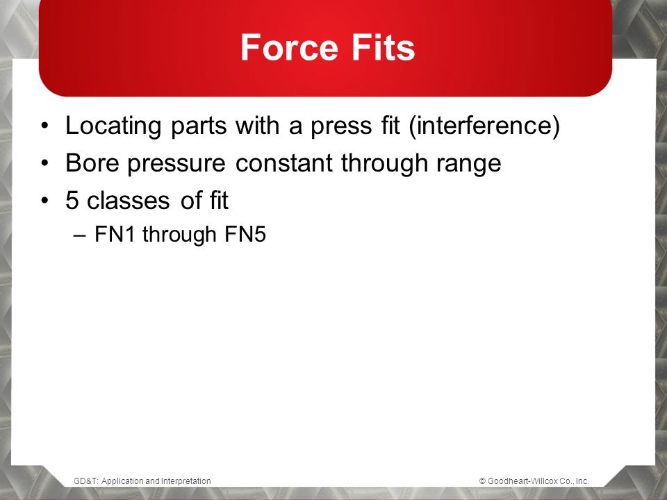 Dimension Application and Limits of Size - ppt video online