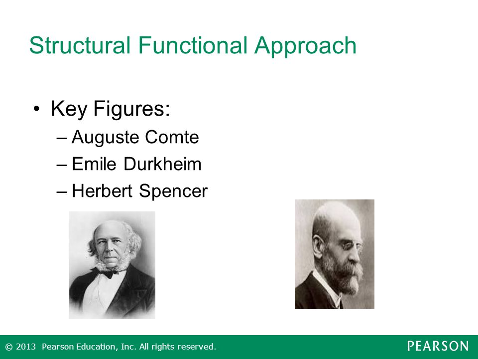 Structural Functional Approach