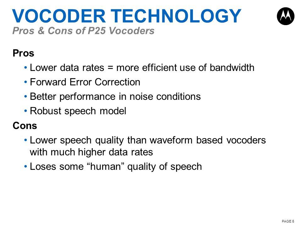 OCTOBER 23-24, 2012 VOCODER TECHNOLOGY - ppt video online download