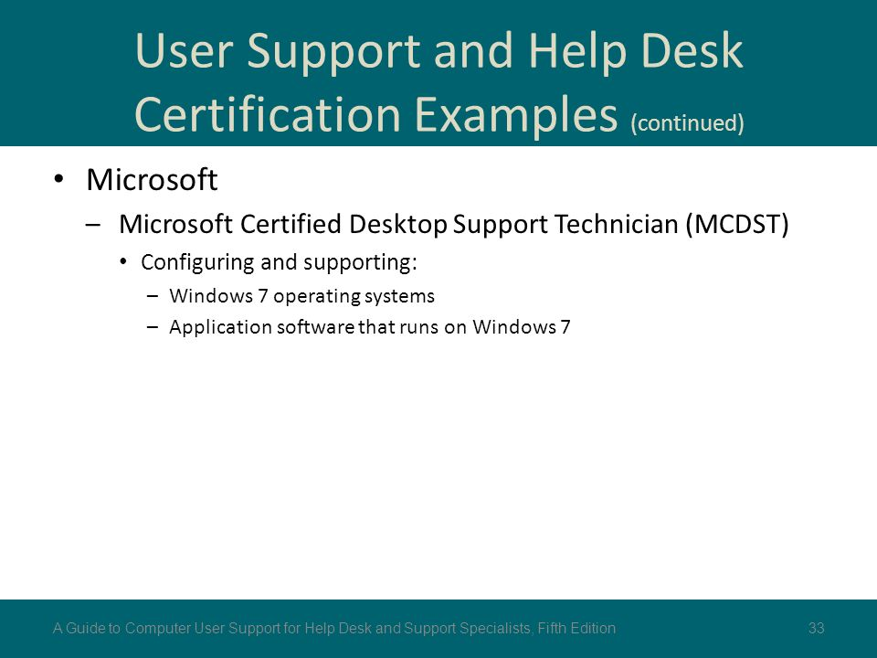User Support Management - ppt video online download
