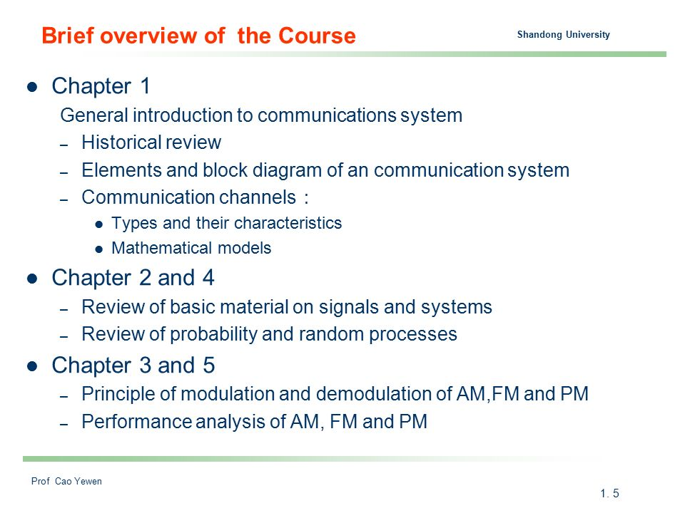 Principle of communications ppt video online download 5 brief overview of the course chapter 1 general introduction to communications system historical review elements and block diagram ccuart Gallery