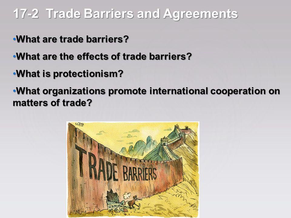 17 1 Why Nations Trade How Does Resource Distribution Affect Trade