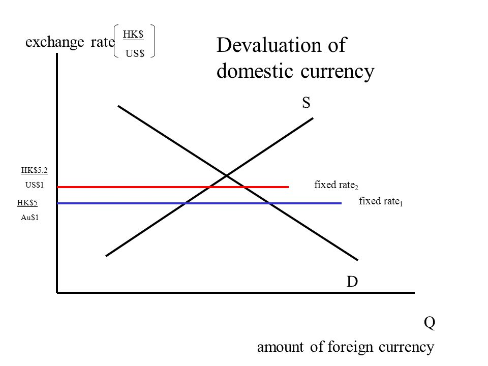 28 Devaluation Of Domestic Currency