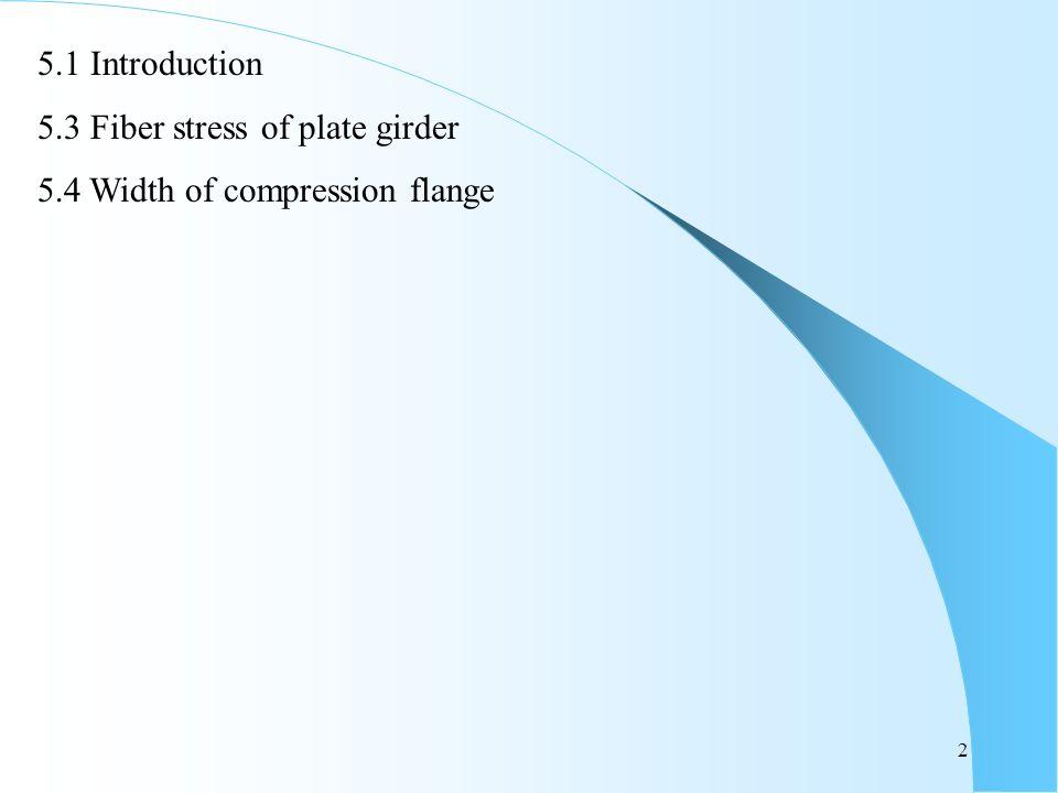 Chapter 6 Plate girder  - ppt video online download