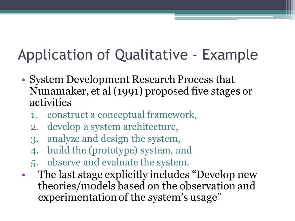 Qualitative Research Method Ppt Video Online Download