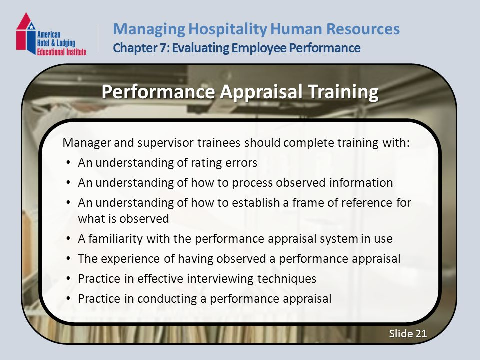 the case of the performance appraisal frank Performance assessment performance review a standardized appraisal form will result in the improvement of the review phase and it will strengthen the link with the performance assessment process.