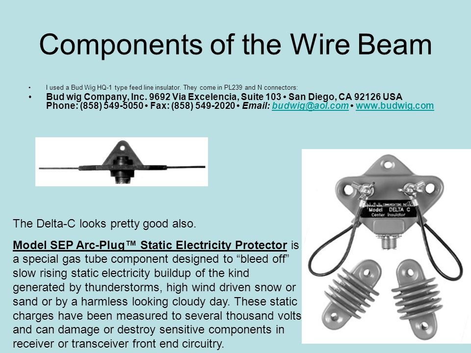 5 Element 20m Wire Beam at WB6DCO - ppt video online download