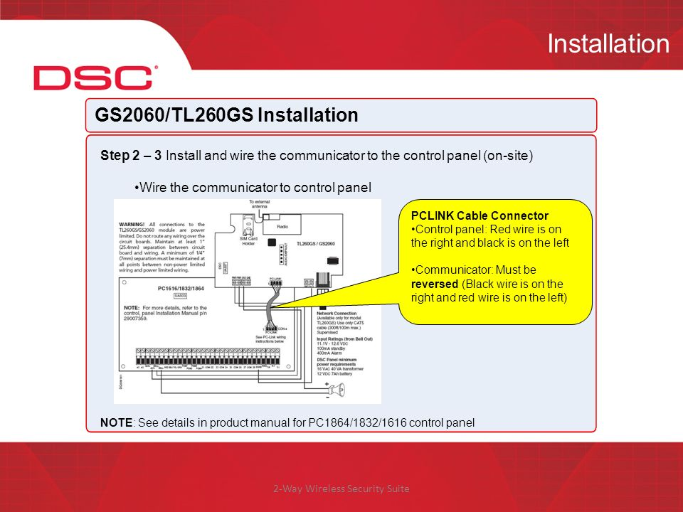 gs2060 tl260gs product technical training ppt video online download rh slideplayer com
