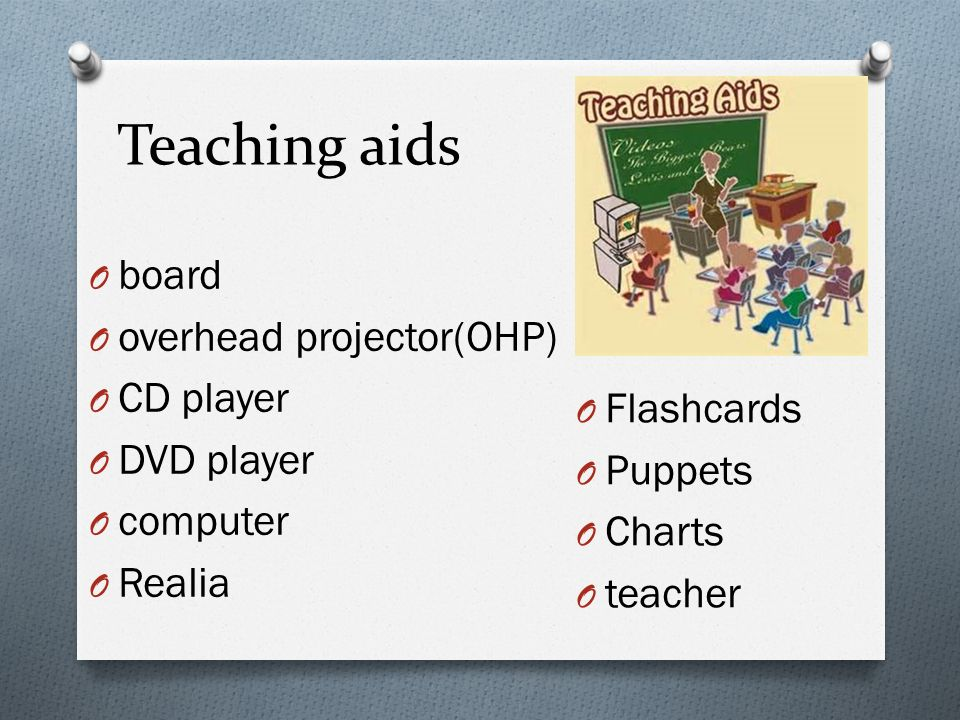 teaching aids pictures
