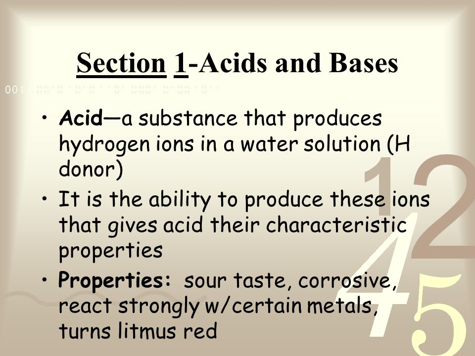 a substance that adds or remove hydrogen ions from solution is an An acid is a substance that donates hydrogen ions because of this, when an acid is dissolved in water, the balance between hydrogen ions and hydroxide ions is shifted because of this, when an acid is dissolved in water, the balance between hydrogen ions and hydroxide ions is shifted.