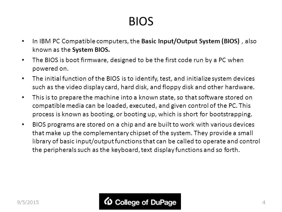 BIOS 4/21/ ppt video online download