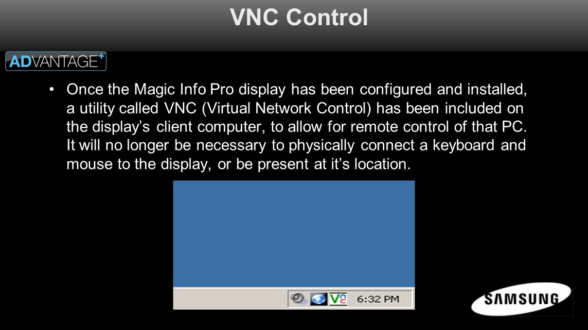 Configuring the MagicInfo Pro Display - ppt video online