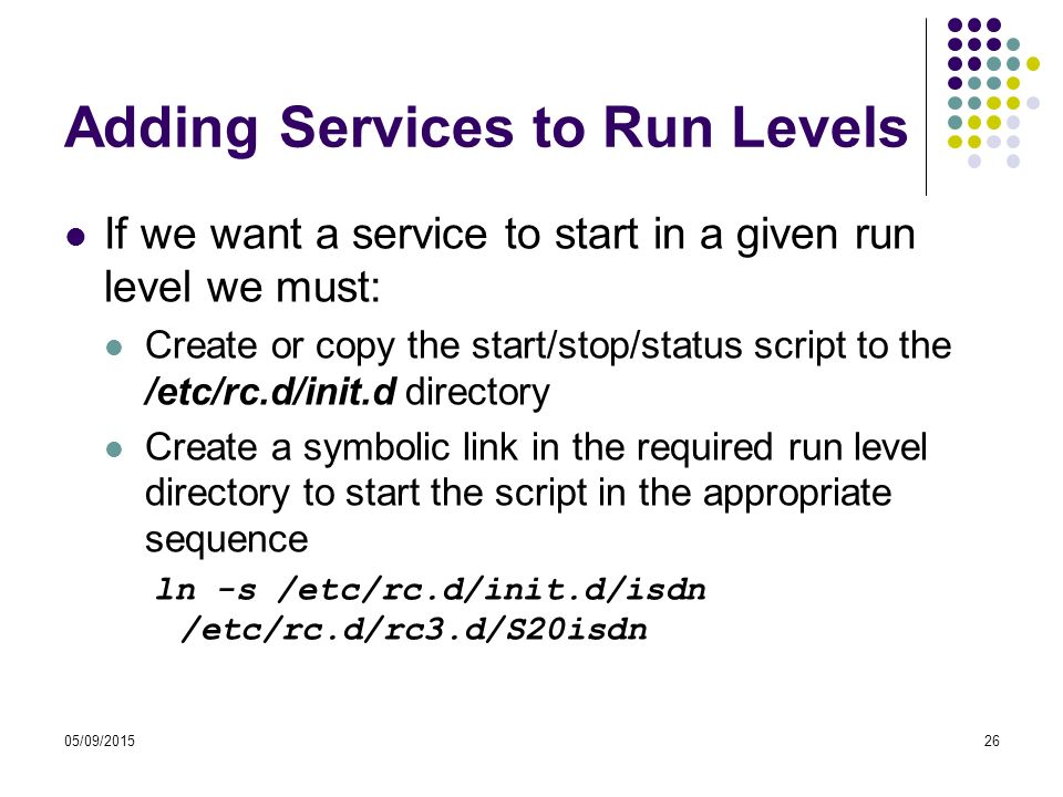 Booting and boot levels - ppt download