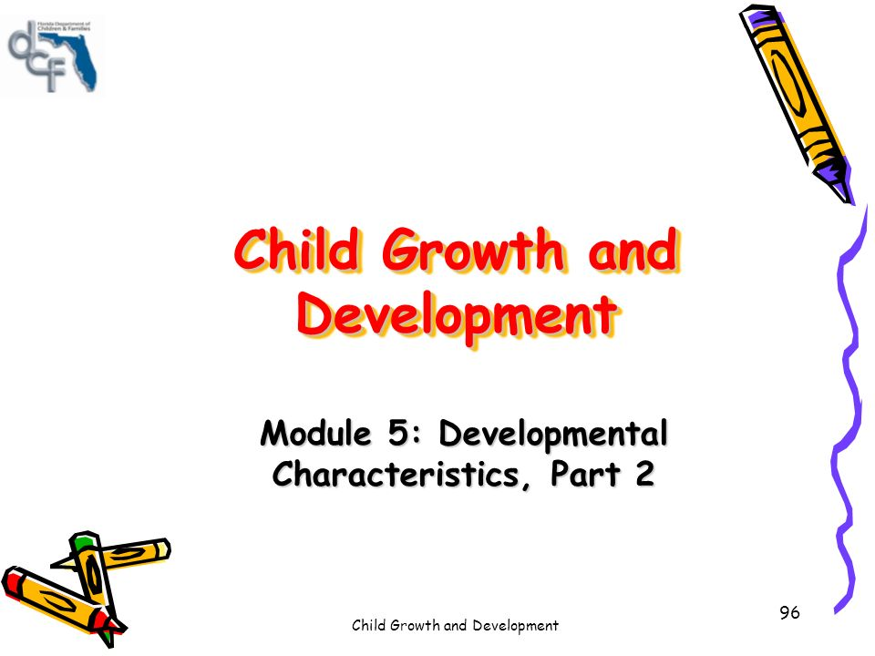 exam in child growth and development The child development training certificate at penn  penn foster career school's child development certificate allows you to  child growth and development,.