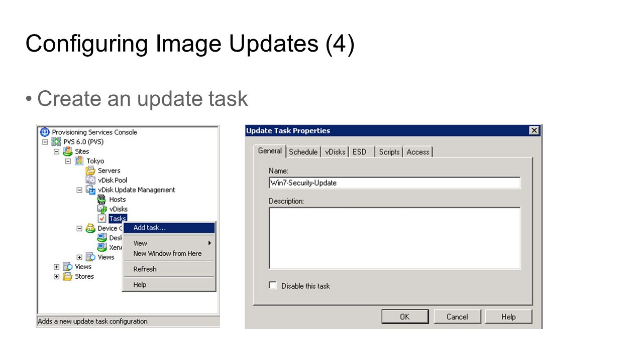 SYN407D: Image Management made easy with Provisioning