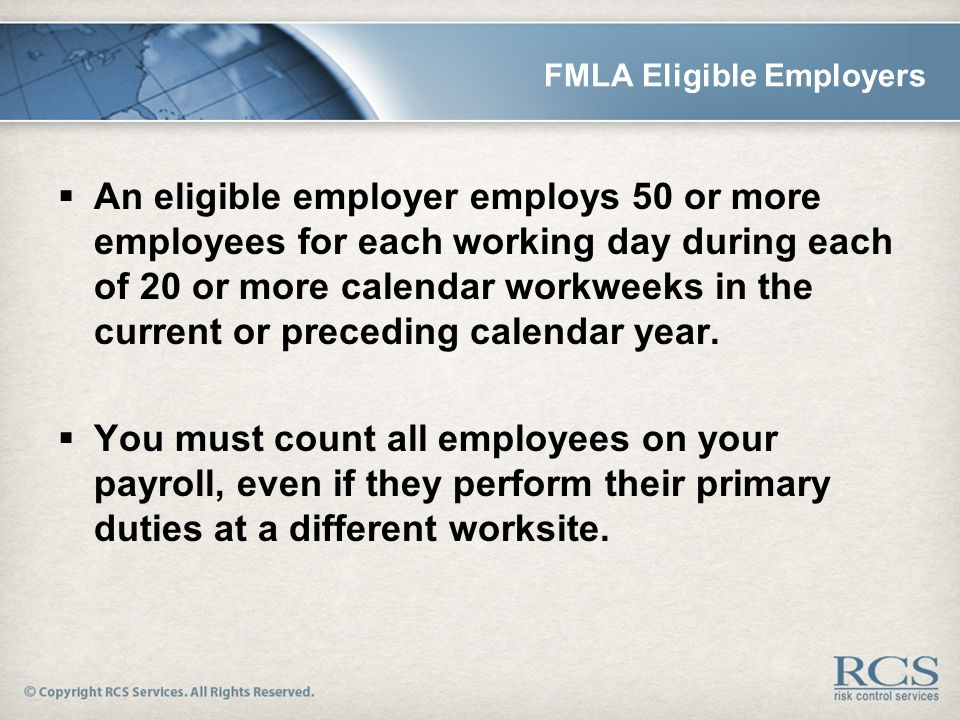 Ada And Fmla In The Staffing Industry Ppt Video Online Download